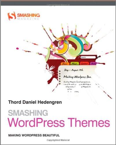 Smashing Magazine book, Smashing WordPress Themes