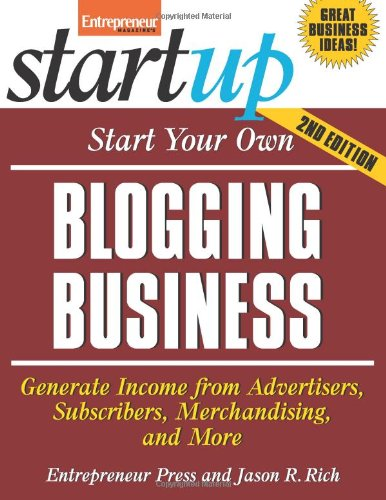 Start Your Own Blogging Business (book)