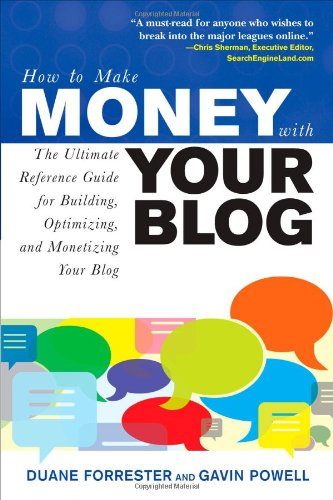How to Make Money with Your Blog (book)