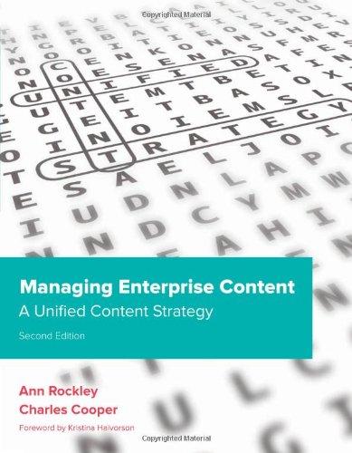 Managing Enterprise Content, 2nd Edition